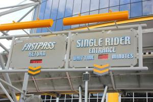 single rider TT