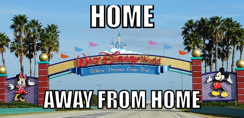 WDW Home