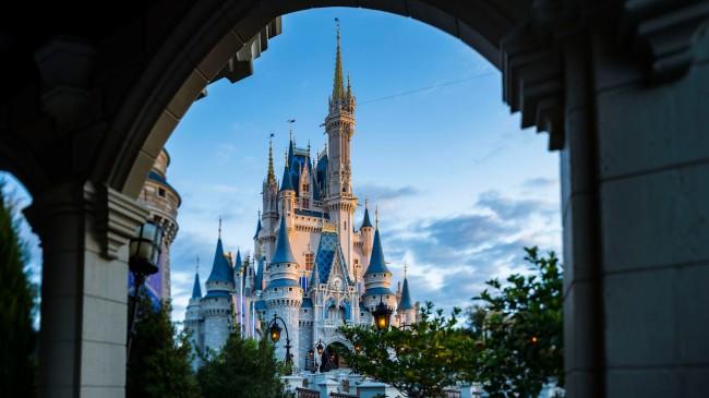 Cinderella Castle_2017_Disney
