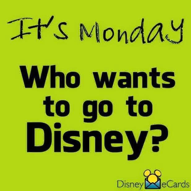 Monday Disney